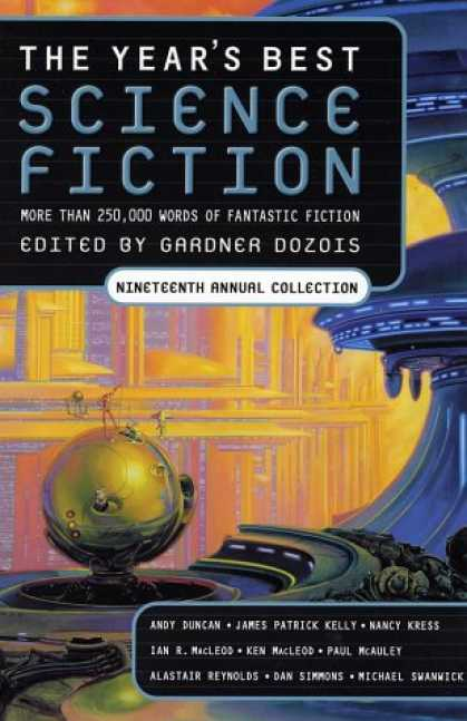 Science Books - The Year's Best Science Fiction: Nineteenth Annual Collection (No. 19)