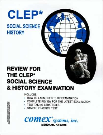 Science Books - Review for the CLEP Social Science and History Examination