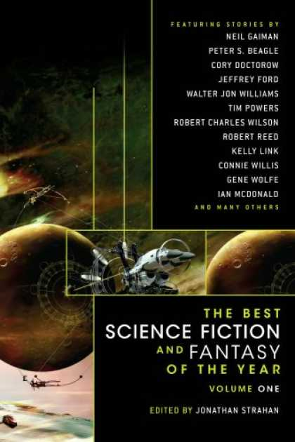 Science Books - The Best Science Fiction And Fantasy Of The Year Volume 1