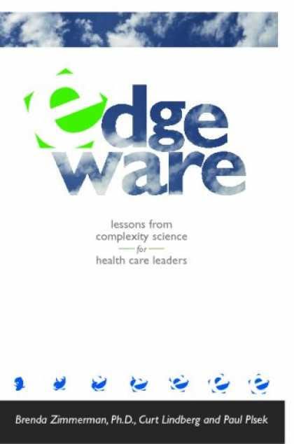 Science Books - Edgeware: insights from complexity science for health care leaders