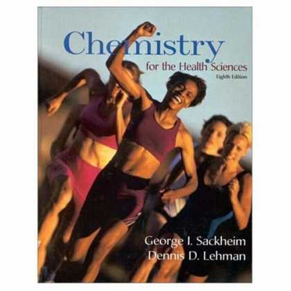 Science Books - Chemistry for the Health Sciences (8th Edition) (Chemistry for the Health Scienc