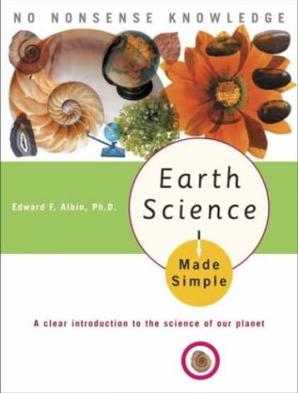 Science Books - Earth Science Made Simple