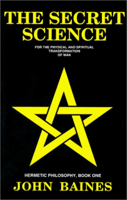 Science Books - The Secret Science (Hermetic Philosophy, Book 1)