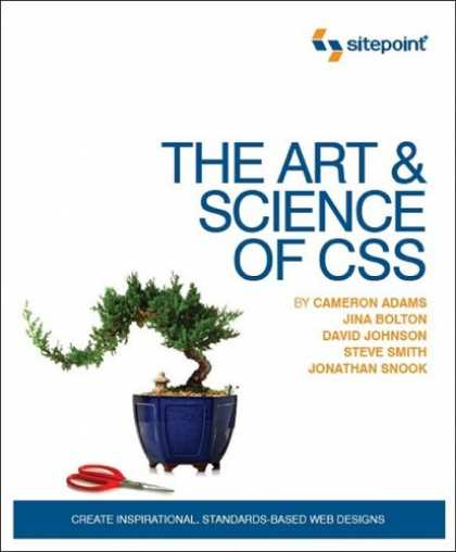 Science Books - The Art and Science of CSS