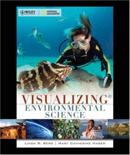 Science Books - Visualizing Environmental Science, 1st Edition
