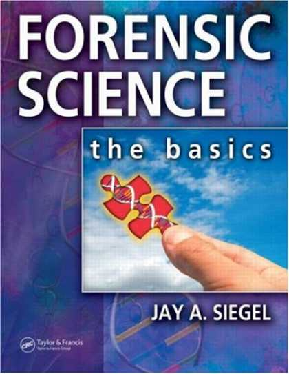 Science Books - Forensic Science: The Basics