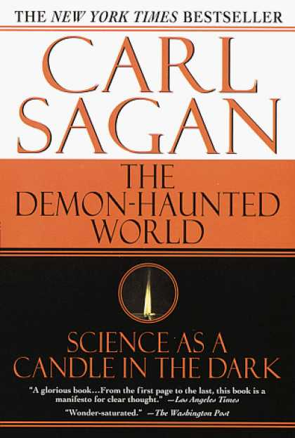 Science Books - The Demon-Haunted World: Science as a Candle in the Dark