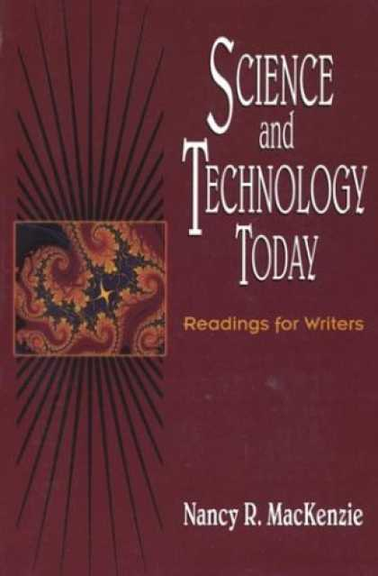 Science Books - Science and Technology Today: Readings for Writers