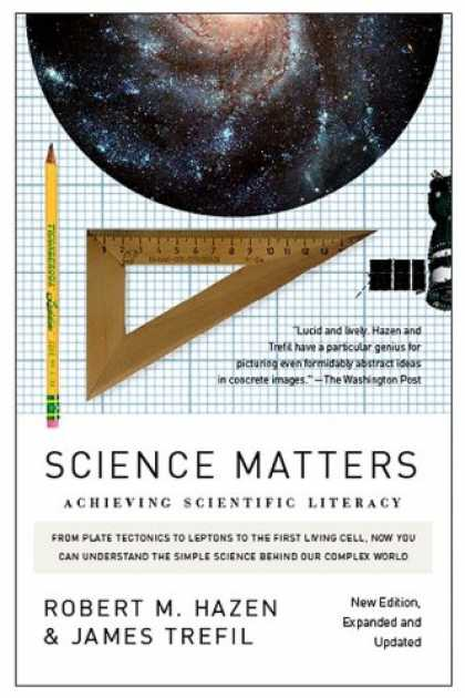 Science Books - Science Matters: Achieving Scientific Literacy
