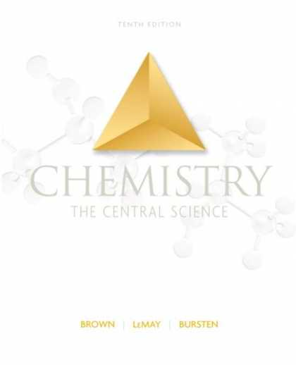 Science Books - Chemistry: The Central Science, 10th Edition