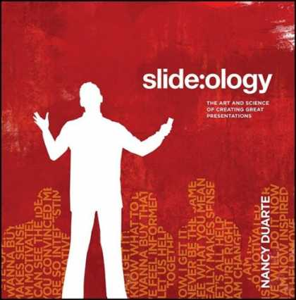 Science Books - slide:ology: The Art and Science of Creating Great Presentations