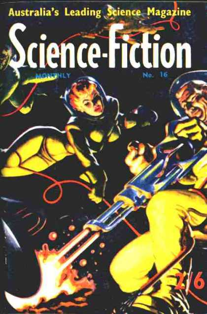 Science Fiction Monthly 11
