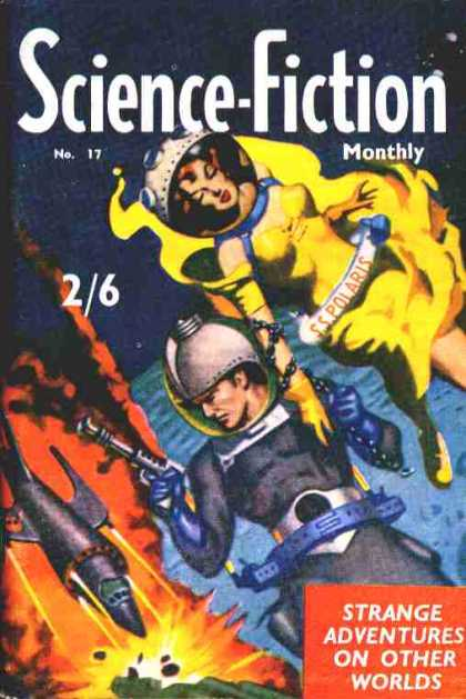 Science Fiction Monthly 12