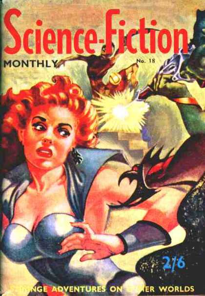 Science Fiction Monthly 13