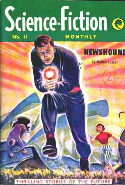 Science Fiction Monthly 6