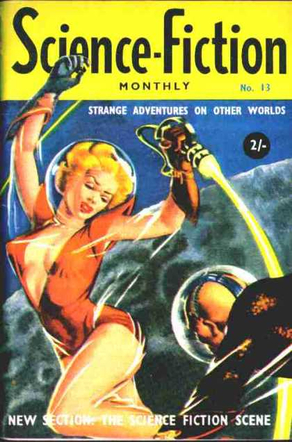 Science Fiction Monthly 8