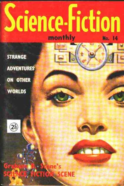Science Fiction Monthly 9