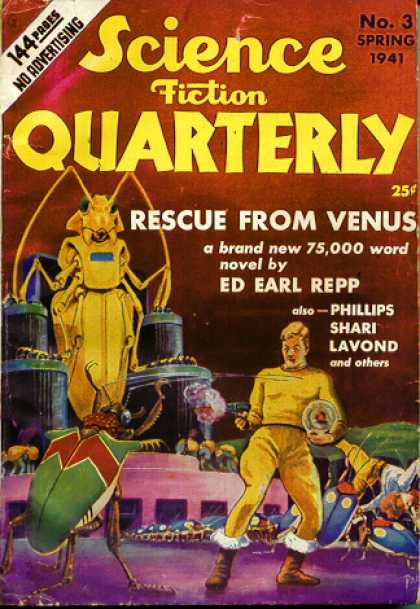 Science Fiction Quarterly 1