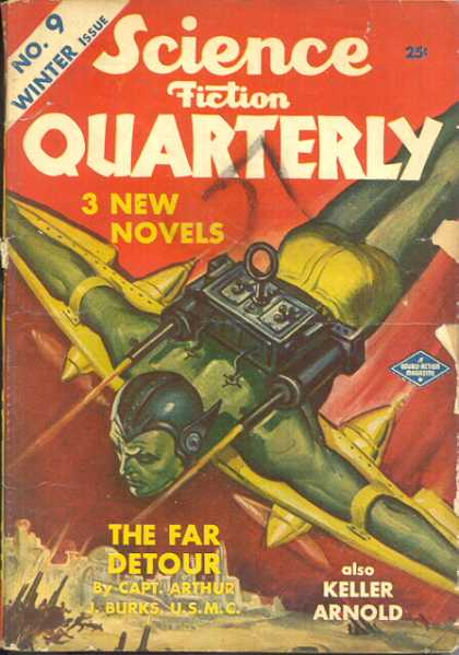Science Fiction Quarterly 10