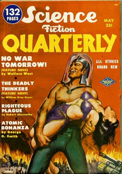Science Fiction Quarterly 12