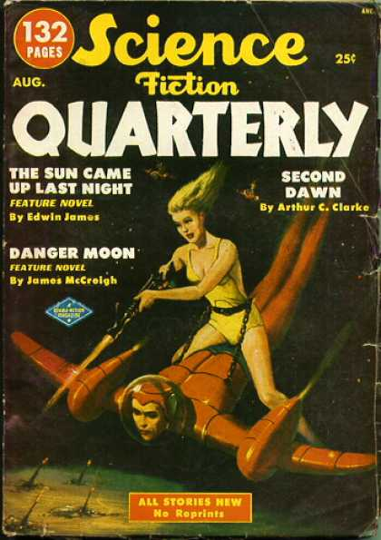 Science Fiction Quarterly 13
