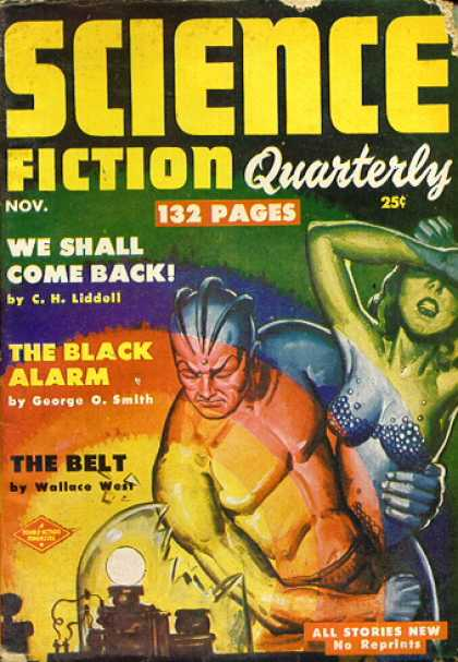 Science Fiction Quarterly 14