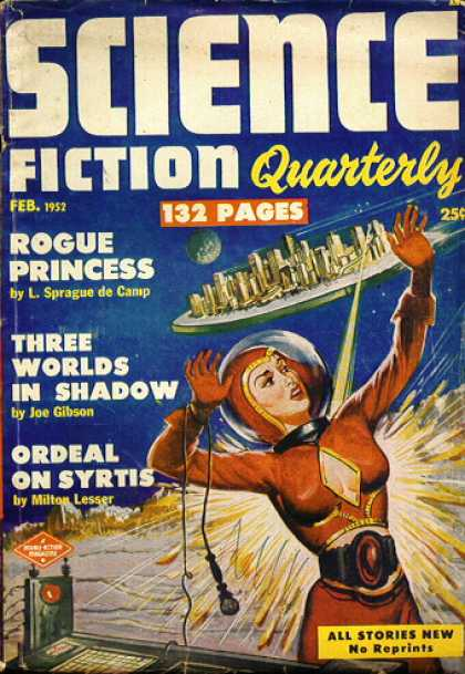 Science Fiction Quarterly 15