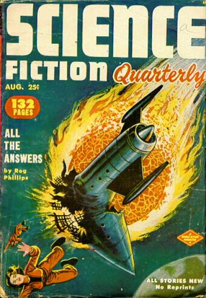Science Fiction Quarterly 17