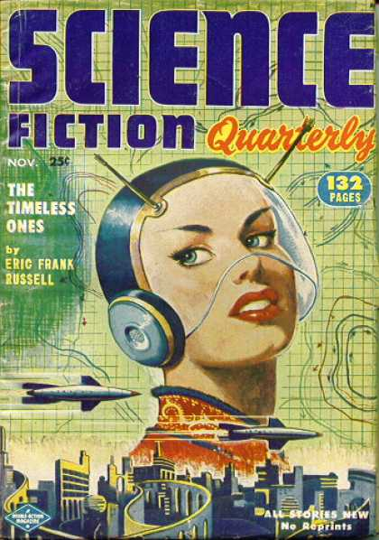 Science Fiction Quarterly 18