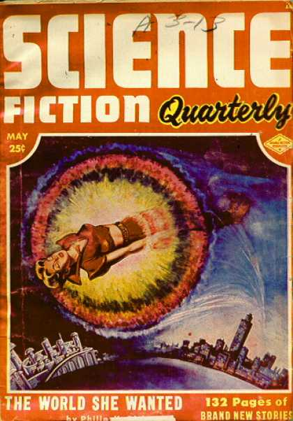 Science Fiction Quarterly 20