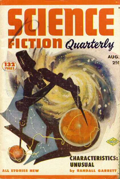 Science Fiction Quarterly 21