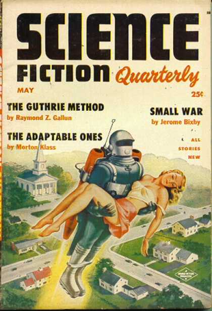 Science Fiction Quarterly 24