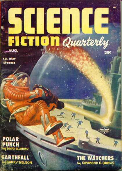 Science Fiction Quarterly 25