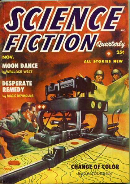 Science Fiction Quarterly 26