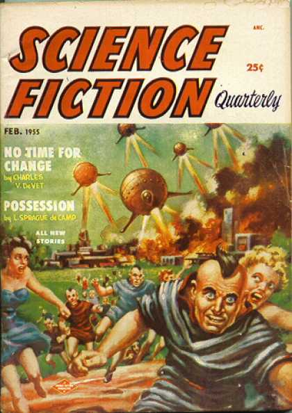 Science Fiction Quarterly 27
