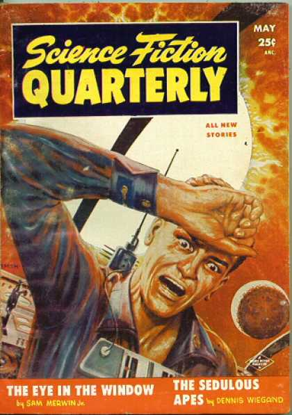Science Fiction Quarterly 28