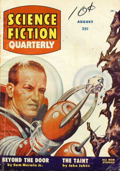 Science Fiction Quarterly 29