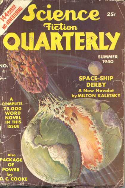 Science Fiction Quarterly 3