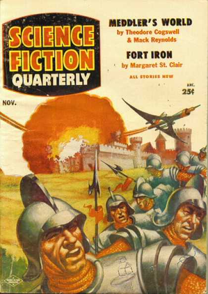 Science Fiction Quarterly 30