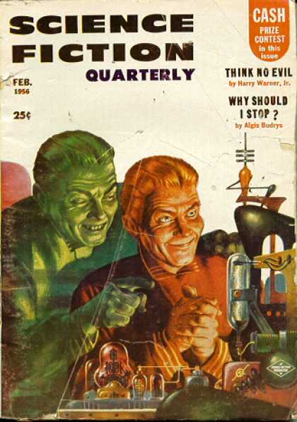 Science Fiction Quarterly 31