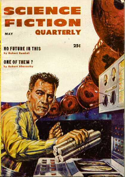 Science Fiction Quarterly 32