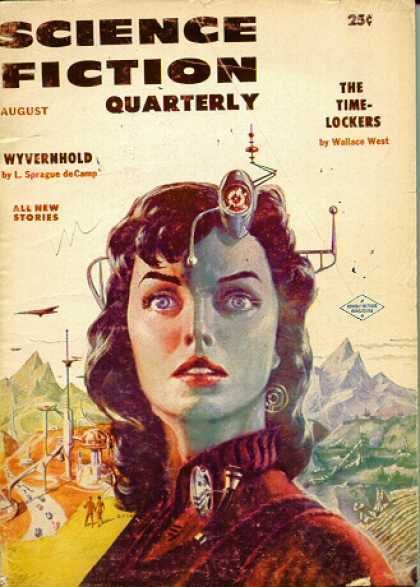 Science Fiction Quarterly 33