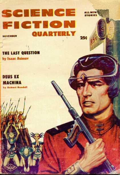 Science Fiction Quarterly 34