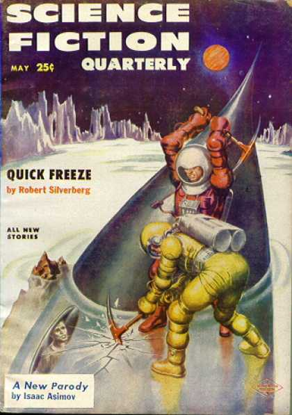 Science Fiction Quarterly 36
