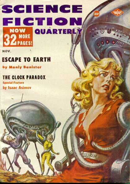 Science Fiction Quarterly 37