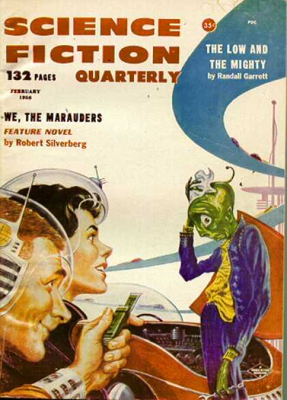 Science Fiction Quarterly 38