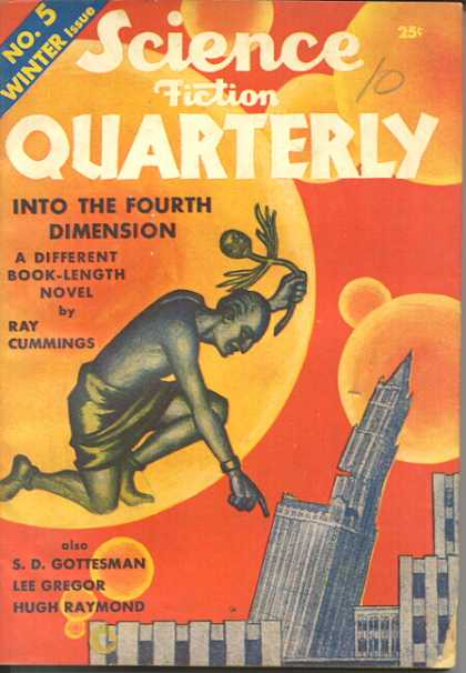Science Fiction Quarterly 6