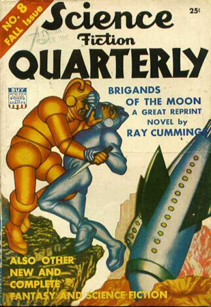 Science Fiction Quarterly 7