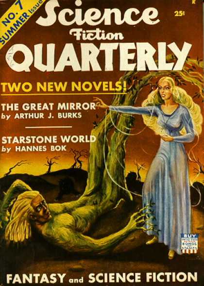 Science Fiction Quarterly 8