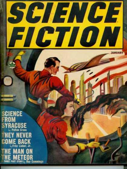 Science Fiction 22